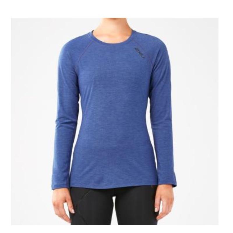 Женская футболка HEAT Run Tee 2XU WR5204a
