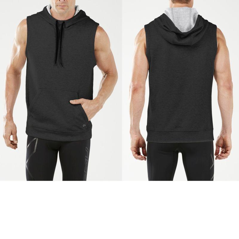 Мужской пуловер URBAN Hooded Pulover Vest 2XU MR5240a