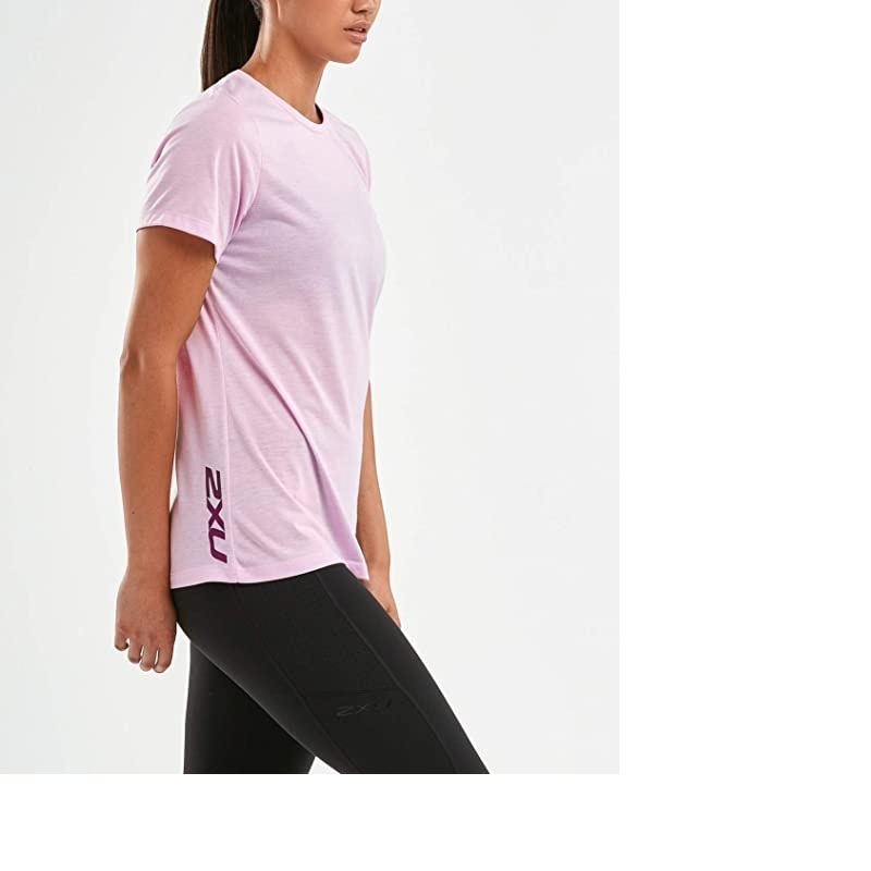 Женская футболка КР Urban Crew Neck Tee 2XU WR5454a
