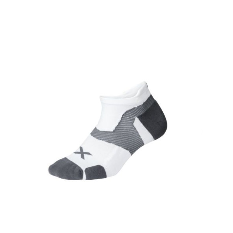 Компрессионные носки Elite Vectr Cushion No Show 2XU UA5043e
