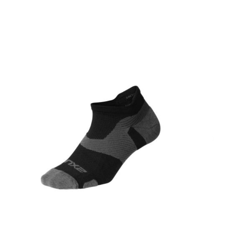Компрессионные носки Elite Vectr Merino Light Cushion No Show 2XU UA5044e