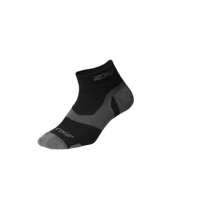Компрессионные носки Elite Vectr Merino Light Cushion 1/4 2XU UA5049e