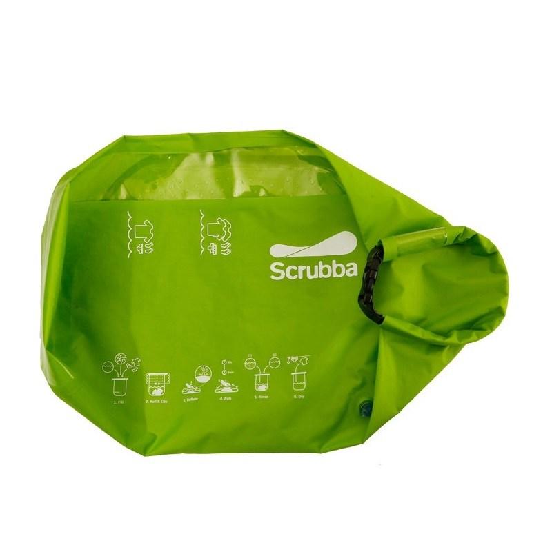 Водонепроницаемая сумка / сумка для стирки в походных условиях Scrubba Wash bag