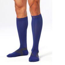 Мужские компрессионные гольфы Elite Compression Sock 2XU MA1993e