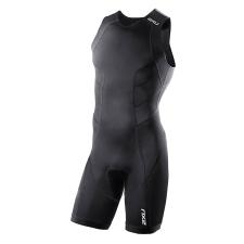 Мужской костюм для триатлона Perform Rear Zip Trisuit 2XU MT2817d