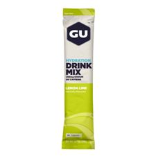 Напиток-электролит GU пакет, Лимон/лайм