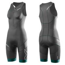 Женский костюм для триатлона Elite Compression Trisuit 2XU WT3110d