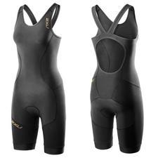 Женский костюм для триатлона Elite X Short Course Trisuit 2XU WT3187d