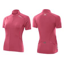 Женская вело-футболка Thermo Jersey 2XU WC2457a