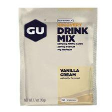Восстановительный напиток GU Ванильный крем (Без кофеина)