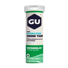 Растворимые таблетки-электролиты GU Арбуз