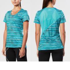 Женская футболка ICE X 2XU WR3661a