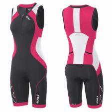 Женский костюм для триатлона Compression Trisuit 2XU WT3619d