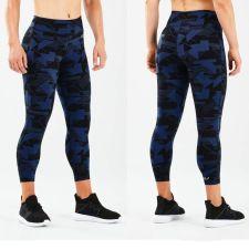 Женские компрессионные лосины Print Fitness Mid-Rise 7/8 2XU WA5388b