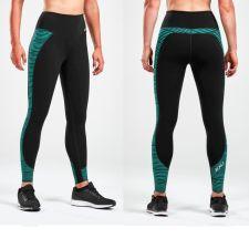 Женские компрессионные лосины Fitness Hi-Rise Print 2XU WA5384b