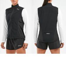 Женская футболка Xvent 2XU WR4283aBlackSilver