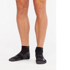 Компрессионные носки Vectr Ultralight 1/4 Crew 2XU UA5046e