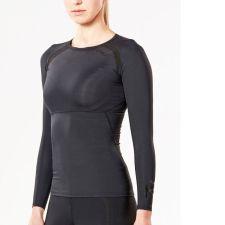 Женская компрессионная футболка с длинным рукавом для восстановления 2XU WA4467a