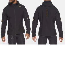 Мужская куртка GHST WP Jacket 2XU MR6204aBlackGoldReflective