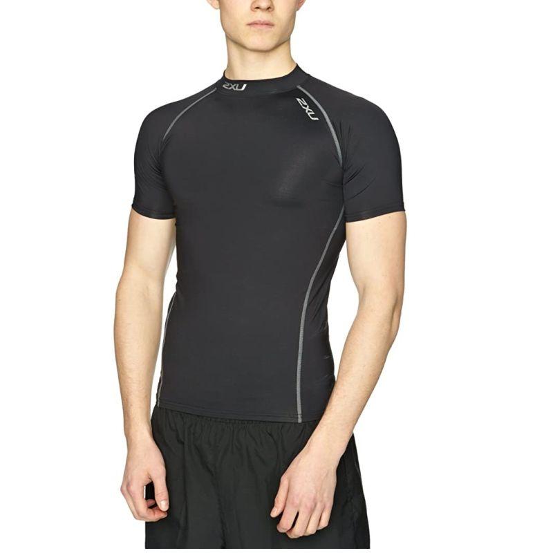 Мужская компрессионная футболка Elite Compression S/S Top 2XU MA1929a