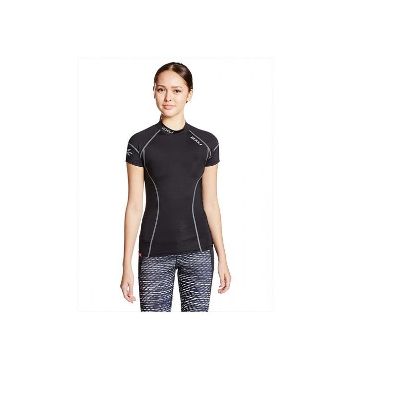 Женская компрессионная футболка Elite Compression S/S Top 2XU WA1930a