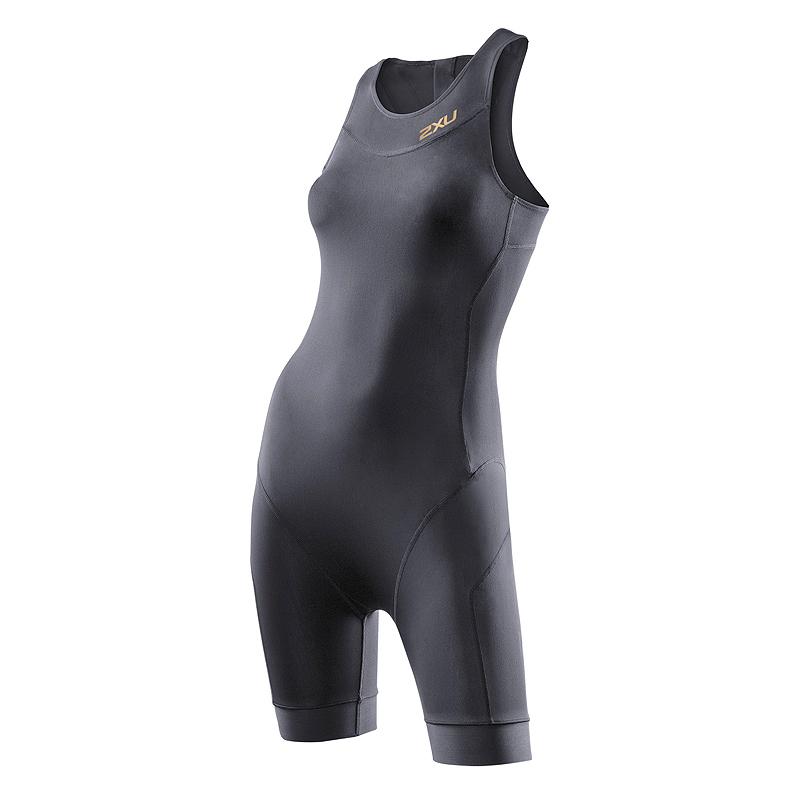 Женский костюм для триатлона GHST SWIM SKIN 2XU WT2694dBlack
