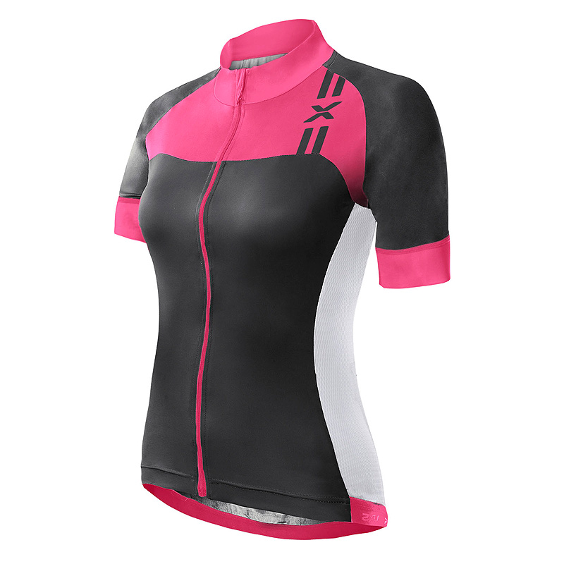 Женская вело-футболка Aero Jersey 2XU WC2732a