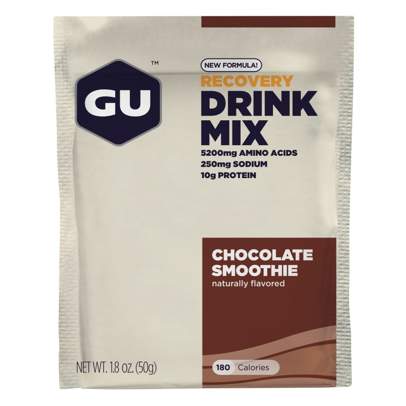 Восстановительный напиток GU пакет 50 гр, Шоколад смузи