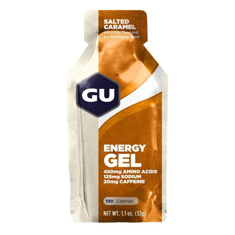 Энергетический гель GU Соленая карамель (Кофеин 20 mg)