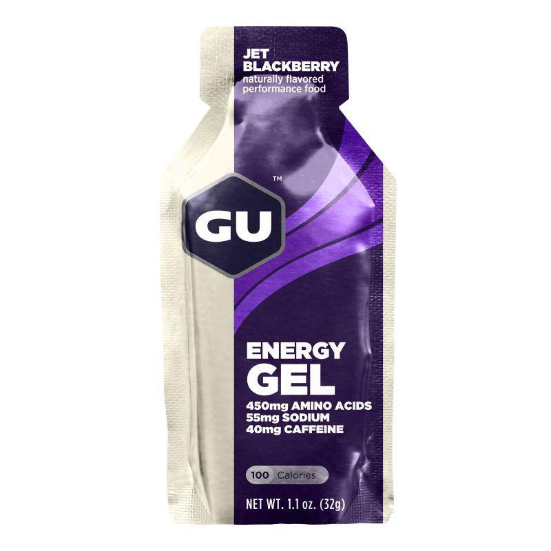 Энергетический гель GU Черника