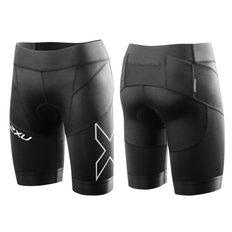 Женские шорты для триатлона Elite Compression Tri Short 2XU WT3112bBlack