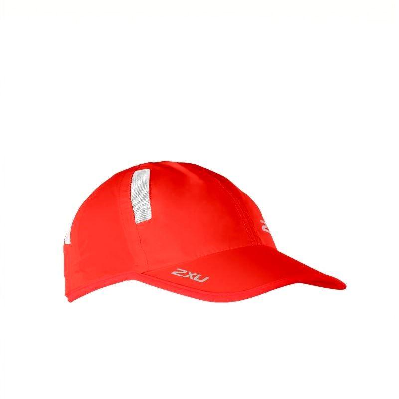 Бейсболка Run Cap 2XU UR1188fRedScarlet