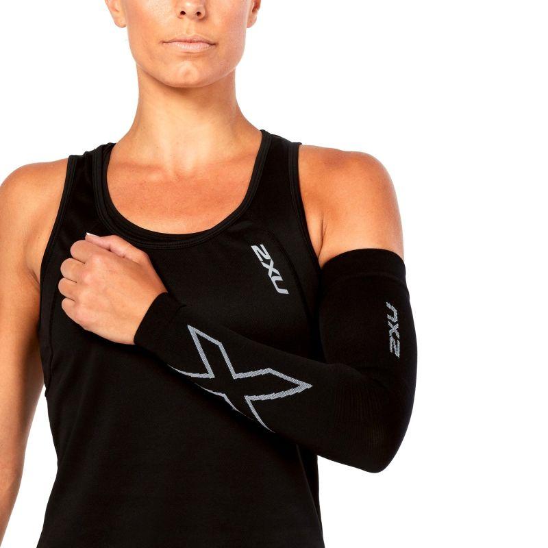 Компрессионный рукав Compression Flex Arm Sleeve 2XU UA3567a