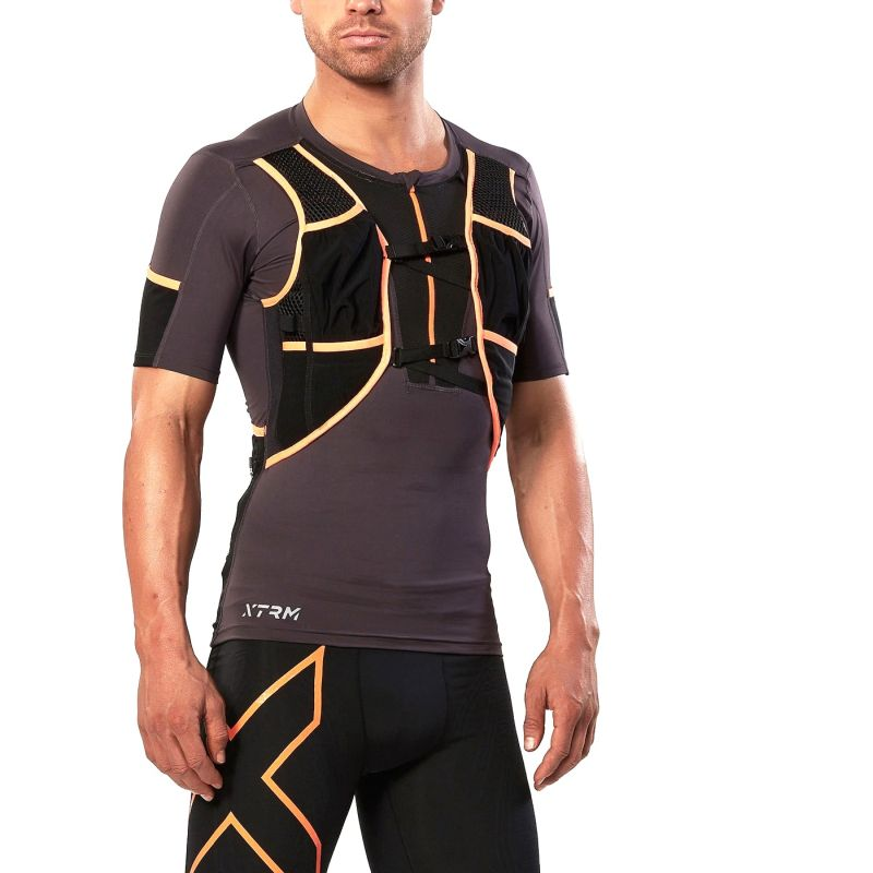 Мужская компрессионная футболка XTRM MULTIFUSION 2XU MR3778a