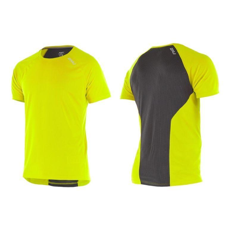 Мужская футболка Xvent 2XU MR4255aBlack