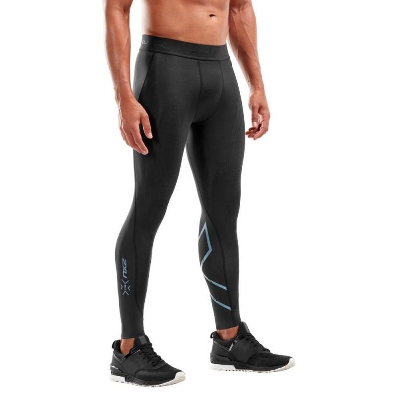 Компрессионные тайтсы Cross Training MCS 2XU MA5365bBlackDenim