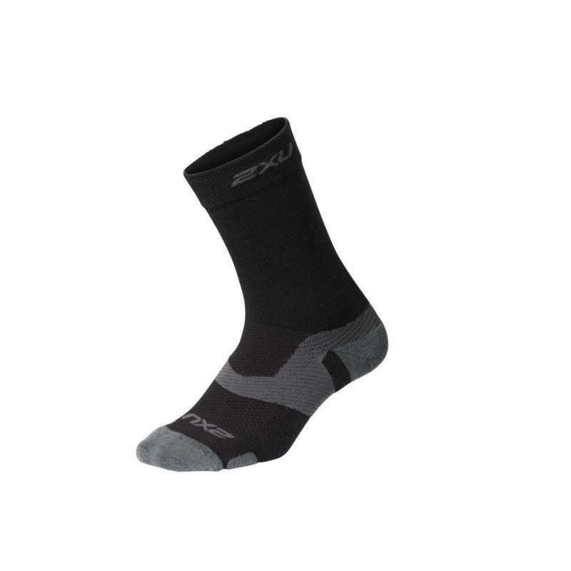 Компрессионные носки Elite Vectr Merino Light Cushion 2XU UA5054e
