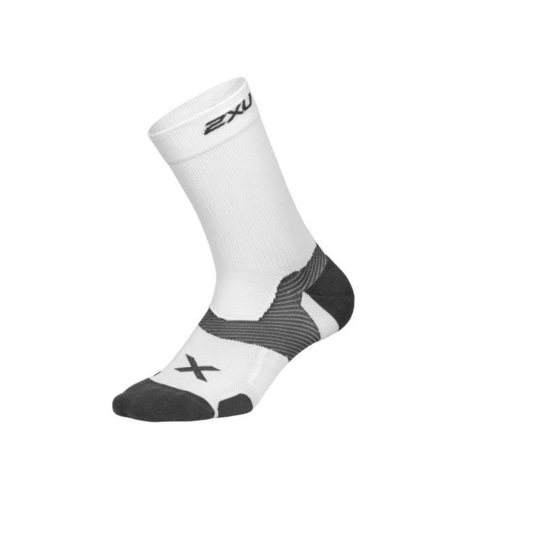 Компрессионные носки Elite Vectr Cushion 2XU UA5053eWhite