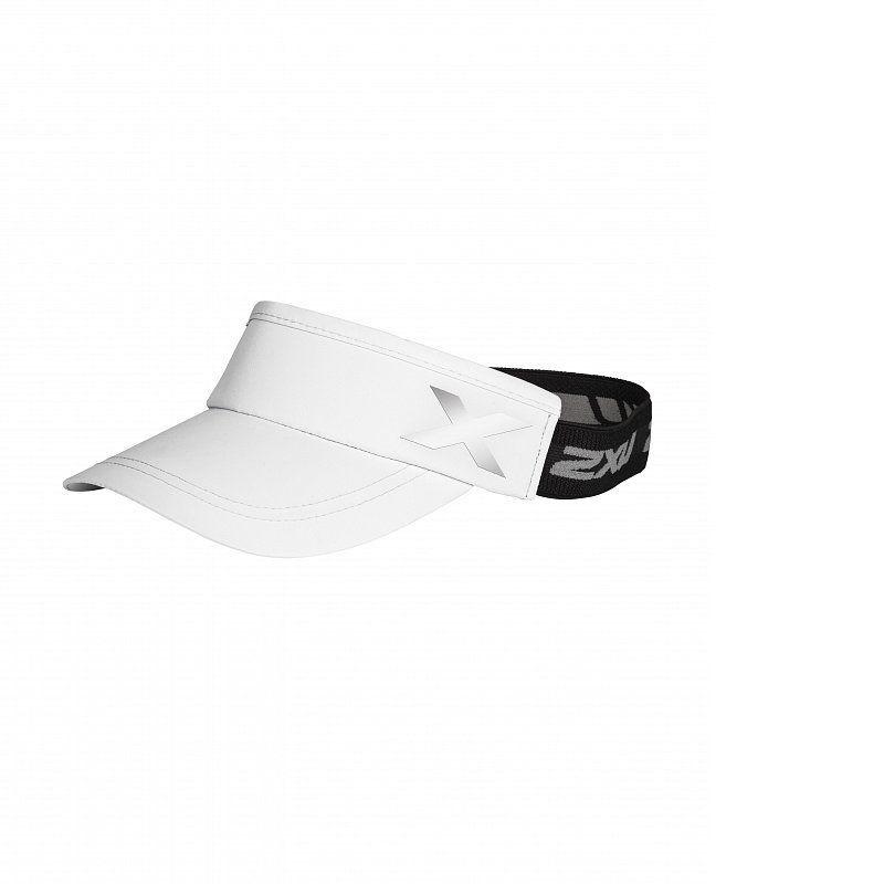 Солнцезащитный козырёк Performance Visor 2XU UQ6165fWhite