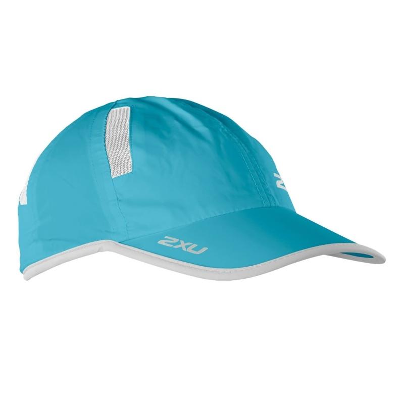 Бейсболка Run Cap 2XU UR1188fSkySilver