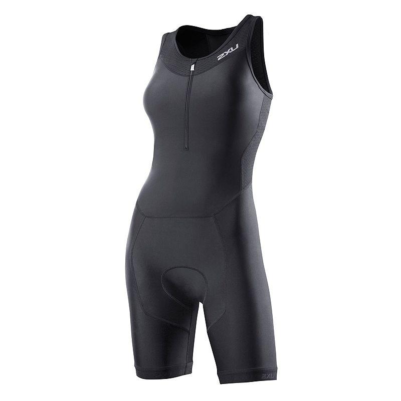 Женский костюм для триатлона Perform Trisuit 2XU WT2707dBlack