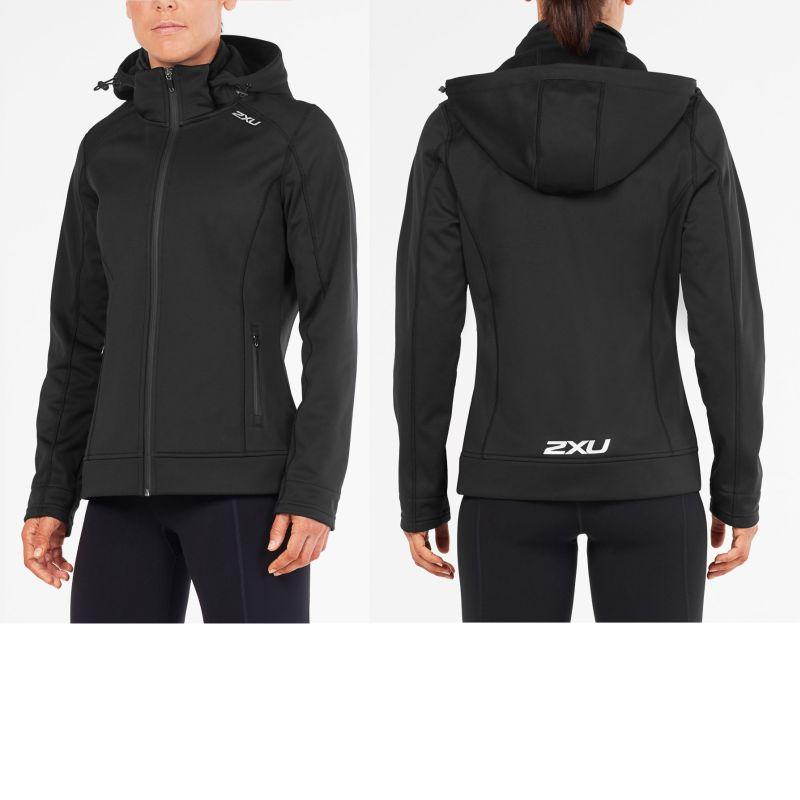 Женская куртка BSR Membrane 2XU WR4820aBlack