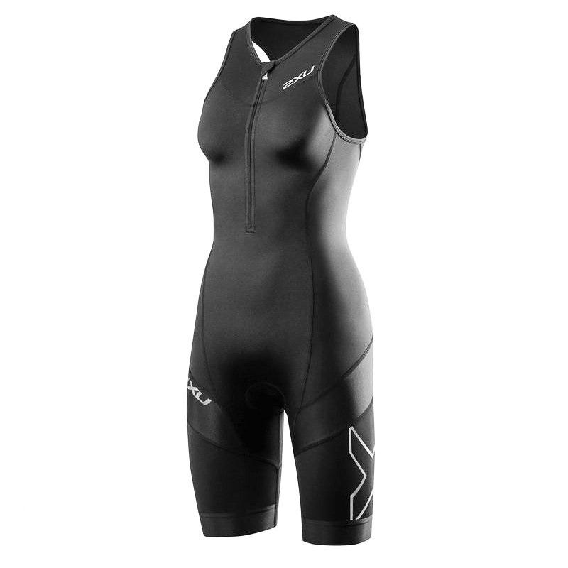 Женский костюм для триатлона Elite Compression Trisuit 2XU WT3110dBlack